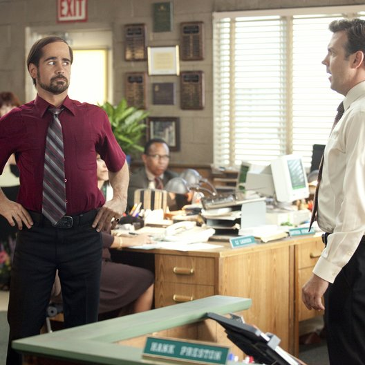 Kill the Boss / Horrible Bosses / Colin Farrell / Jason Sudeikis