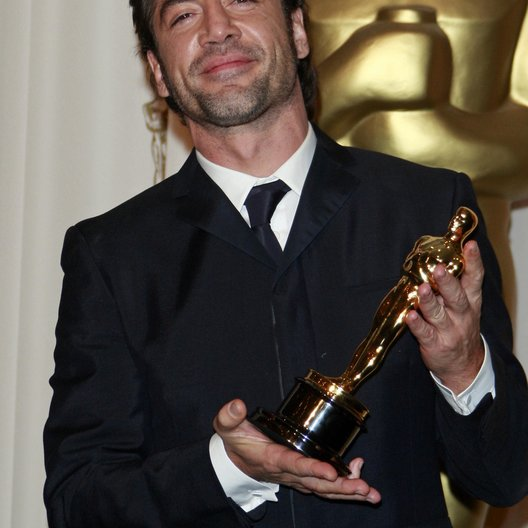 Bardem, Javier / Oscar 2008 Poster