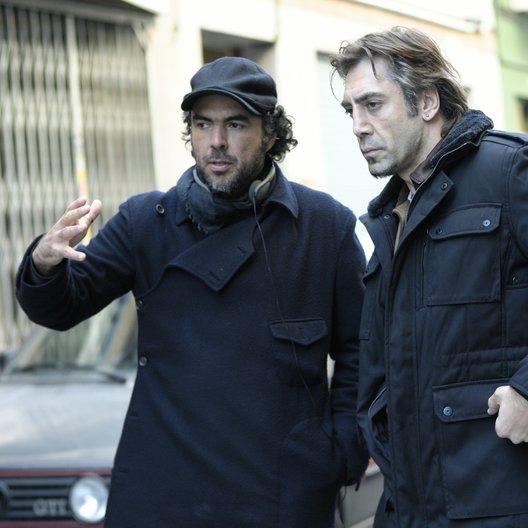 Biutiful / Set / Alejandro González Iñárritu / Javier Bardem Poster