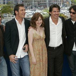 Coen, Joel / Bardem, Javier / Macdonald, Kelly / Brolin, Josh / Coen, Ethan / 60. Filmfestival Cannes 2007 Poster