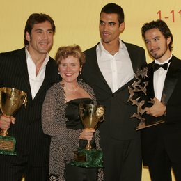 Filmfestspiele Venedig 2004 / Javier Bardem (Bester Hauptdarsteller) / Imelda Staunton (Beste Hauptdarstellerin) / Marco Luisi / Thommaso Ramenenghi (Marcello Mastroianni Award) Poster