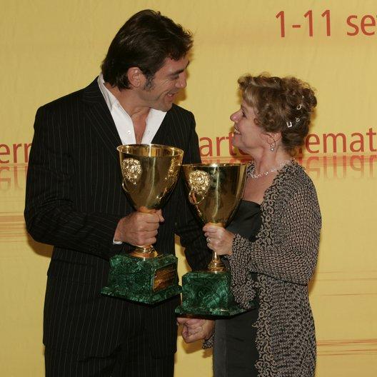 Filmfestspiele Venedig 2004 / Javier Bardem (Bester Hauptdarsteller) / Imelda Staunton (Beste Hauptdarstellerin) Poster
