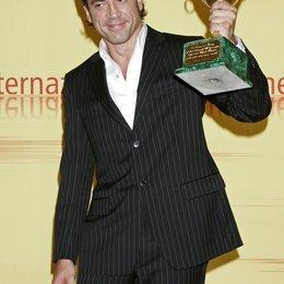Filmfestspiele Venedig 2004 / Javier Bardem (Bester Hauptdarsteller) Poster