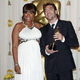 Hudson, Jennifer / Javier Bardem / Oscar 2008 Poster
