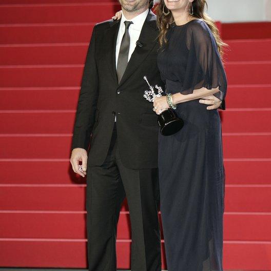 Javier Bardem / Julia Roberts / Filmpremiere Eat Pray Love / Donostia Award Poster