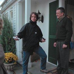 Meine Braut, ihr Vater und ich / Set / Robert De Niro / Teri Polo / Jay Roach (Regisseur)