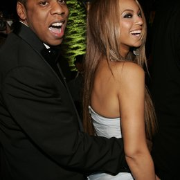 Vanity Fair Oscar Party 2005 / Oscar 2005 / Jay-Z und Beyoncé Knowles Poster