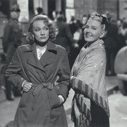auswärtige Affäre, Eine / Marlene Dietrich / Jean Arthur Poster