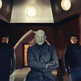 Fantomas bedroht die Welt / Jean Marais / Fantomas Trilogie Poster