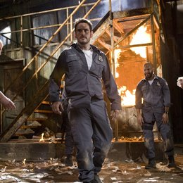 Armored / Jean Reno / Matt Dillon / Amaury Nolasco Poster