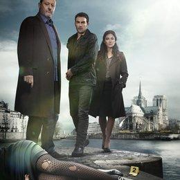Cop - Crime Scene Paris, The / The Cop - Crime Scene Paris (1. Staffel, 8 Folgen) / Jean Reno / Tom Austen / Orla Brady Poster