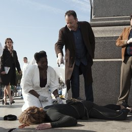 Cop - Crime Scene Paris, The / The Cop - Crime Scene Paris (1. Staffel, 8 Folgen) / Jean Reno / Celyn Jones / Wunmi Mosaku / Orla Brady Poster