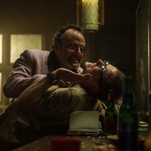 Hectors Reise oder Die Suche nach dem Glück / Simon Pegg / Jean Reno Poster