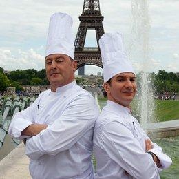 Kochen ist Chefsache / Comme un chef / Jean Reno Poster