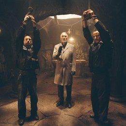 purpurnen Flüsse 2 - Die Engel der Apokalypse, Die / Benoît Magimel / Christopher Lee / Jean Reno Poster