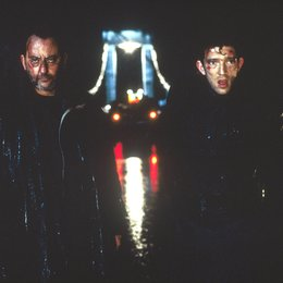 Purpurnen Flüsse, Die / Jean Reno / Vincent Cassel Poster