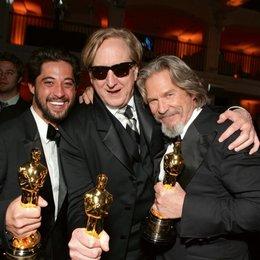 """Oscars für """"Crazy Heart"""" / Ryan Bingham und T-Bone Burnett erhielten für den Besten Filmsong """"The Weary Kind"""" den Oscar, Jeff Bridges als Bester Hauptdarsteller"""