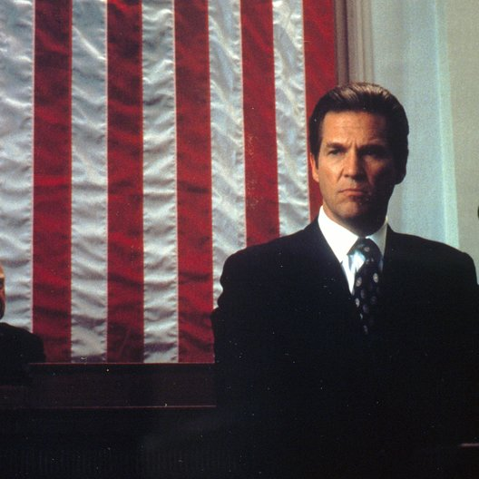 Rufmord - Jenseits der Moral / Jeff Bridges Poster