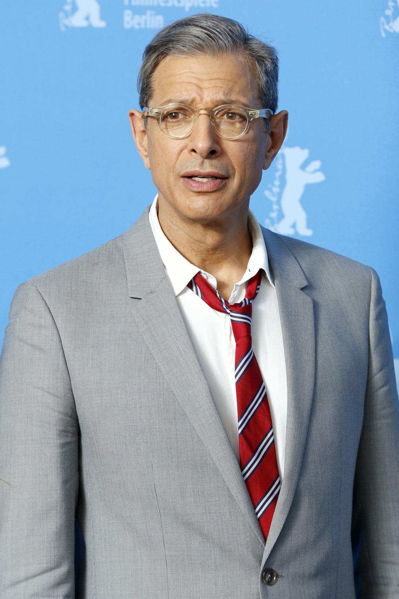 Jeff goldblum 2014