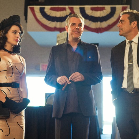 Magic City / Jessica Marais / Danny Huston / Jeffrey Dean Morgan Poster
