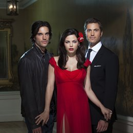 Witches of East End / Daniel DiTomasso / Jenna Dewan-Tatum / Eric Winter Poster