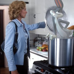 Looney Tunes: Back in Action / Jenna Elfman / Bugs Bunny Poster