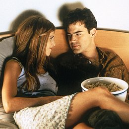 Alles Routine / Jennifer Aniston / Ron Livingston Poster