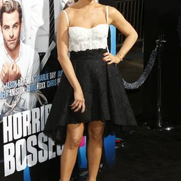 "Aniston, Jennifer / Premiere ""Horrible Bosses 2"", Los Angeles Poster"