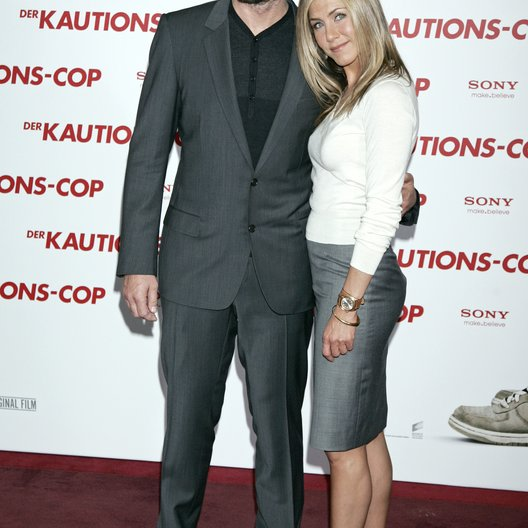 "Butler, Gerard / Aniston, Jennifer / Photocall ""The Bounty Hunter - Der Kautions-Cop"", Berlin Poster"