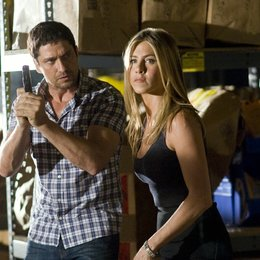 Kautions-Cop, Der / Gerard Butler / Jennifer Aniston