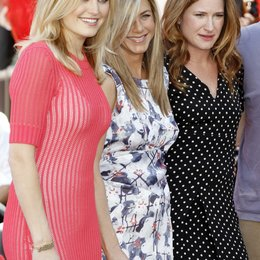 Malin Akerman / Jennifer Aniston / Kathryn Hahn / Ein Stern für Jennifer Aniston am Hollywood Walk of Fame