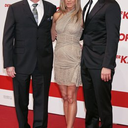 "Tennant, Andy / Aniston, Jennifer / Butler, Gerard / Premiere ""Der Kautions-Cop"", Berlin"
