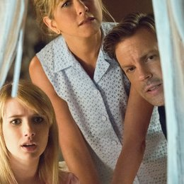Wir sind die Millers / We're the Millers / Emma Roberts / Jennifer Aniston / Jason Sudeikis Poster