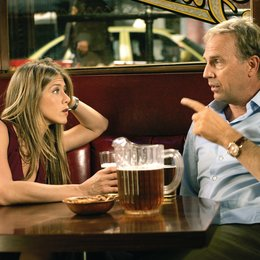 Wo die Liebe hinfällt ... / Jennifer Aniston / Kevin Costner Poster