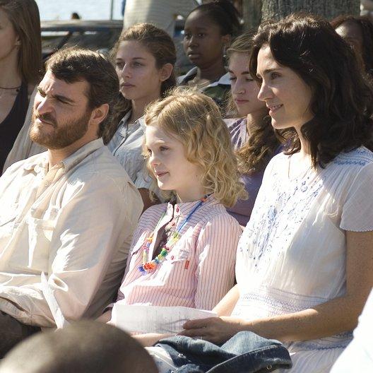 einziger Augenblick, Ein / Joaquin Phoenix / Elle Fanning / Jennifer Connelly Poster