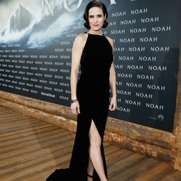 "Filmpremiere ""Noah"" Berlin Zoo Palast / Jennifer Connelly Poster"