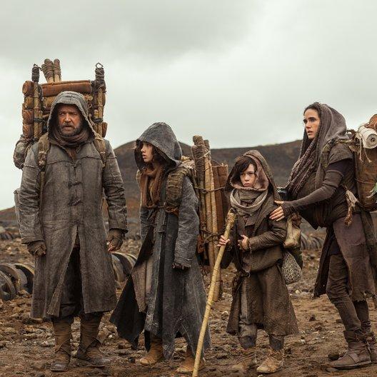 Noah / Russell Crowe / Gavin Casalegno / Jennifer Connelly Poster
