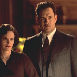 Road to Perdition / Jennifer Jason Leigh / Tom Hanks Poster