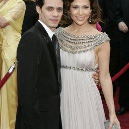 Anthony, Marc / Lopez, Jennifer / 79. Academy Award 2007 / Oscarverleihung 2007 / Oscar 2007 Poster