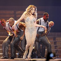 "Jennifer Lopez / ""Dance around the World Tour"" 2012 Poster"