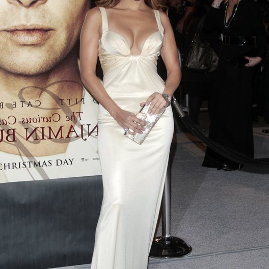 "Lopez, Jennifer / Premiere von ""Der seltsame Fall des Benjamin Button"", Los Angeles Poster"