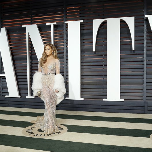 Lopez, Jennifer / Vanity Fair Oscar Party 2015 Poster