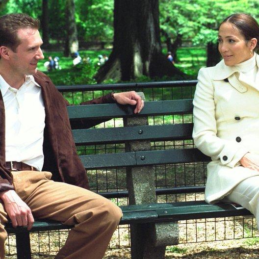 Manhattan Love Story / Ralph Fiennes / Jennifer Lopez Poster