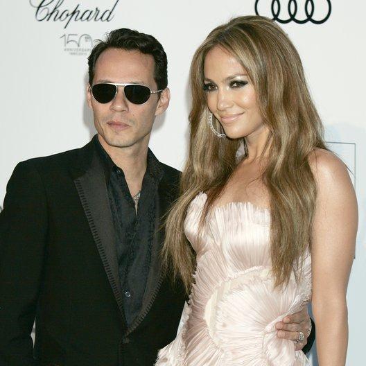 Marc Antony / Jennifer Lopez / 63. Filmfestival Cannes 2010