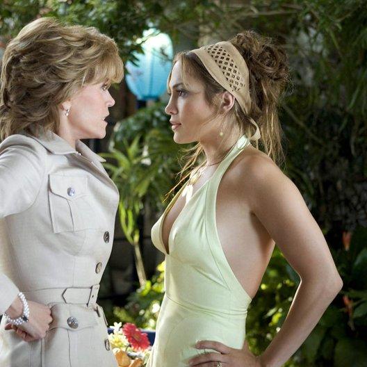Schwiegermonster, Das / Jane Fonda / Jennifer Lopez Poster