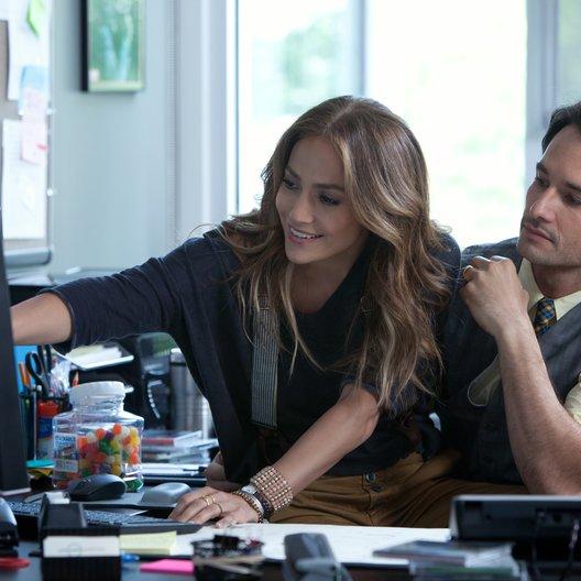 Was passiert, wenn's passiert ist / Jennifer Lopez Poster