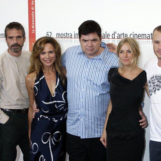 62. Filmfestspiele Venedig 2005 / Mostra Internazionale d'Arte Cinematografica / Ralph Fiennes und Rachel Weisz