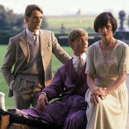 Wiedersehen mit Brideshead / Jeremy Irons / Anthony Andrews / Diana Quick Poster