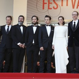 Khondji, Darius / Katagas, Anthony / Shapiro, Greg / Renner, Jeremy / Cotillard, Marion / Gray, James / Dickson Gray, Alexandra / 66. Internationale Filmfestspiele von Cannes 2013