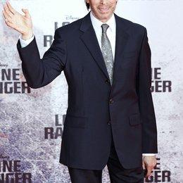 "Jerry Bruckheimer / Filmpremiere ""Lone Ranger"" Poster"